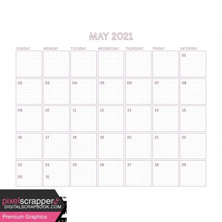 Good Life May 21_Calendar May 21
