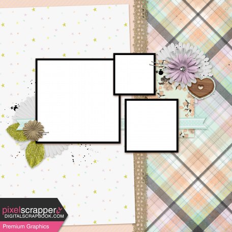 The Good Life: May Quick Pages Kit #2 - QP 4