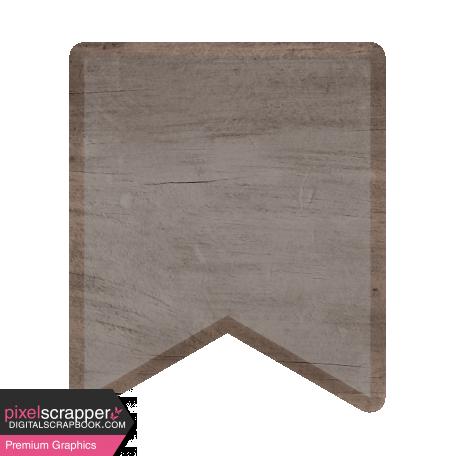 Templates Grab Bag Kit #40 - Wood Banner