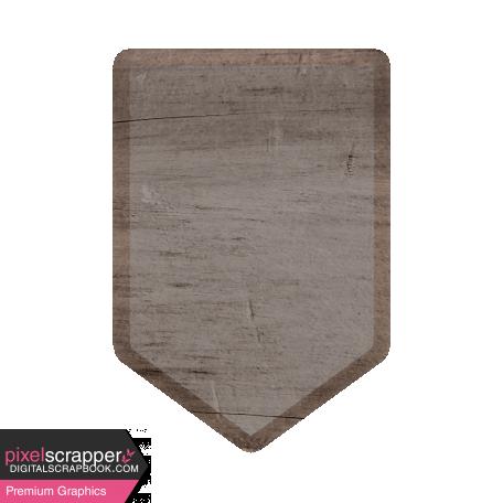 Templates Grab Bag Kit #40 - Wood Banner 2