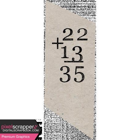 Good Life June 21 Collage_Math Fact 3-Scrap