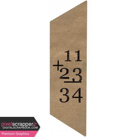 Good Life June 21 Collage_Math Fact 4-Scrap