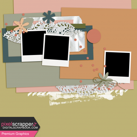 Layout Templates Kit #74 - Layout Template 74F