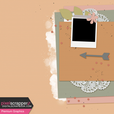 Layout Templates Kit #74 - Layout Template 74G