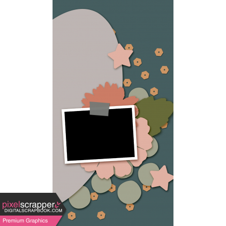 Travelers Notebook Layout Templates Kit #27 - Layout Template 27I