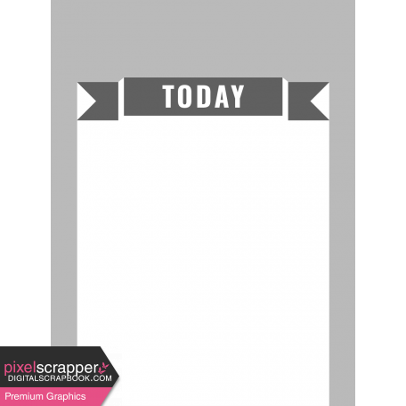 Pocket Card Template Kit #9_Pocket Card-Banner-Today 3x4