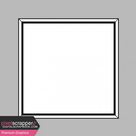Pocket Card Template Kit #9_Pocket Card-Frame 4x4