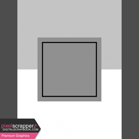 Pocket Cards Templates Kit #11 - Template 11d 3x4