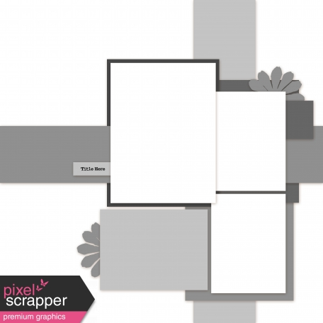 Layout Template 430