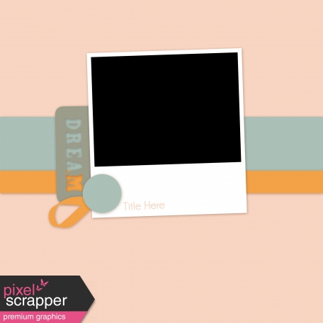 Layout Template 134