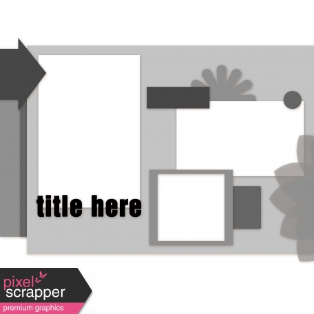 Layout Template 428