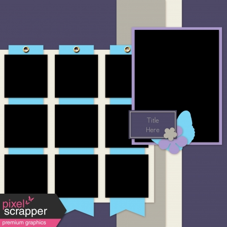 Layout Template 154