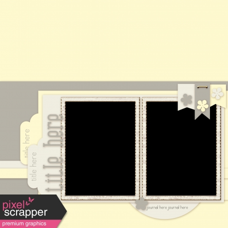 Layout Template 156
