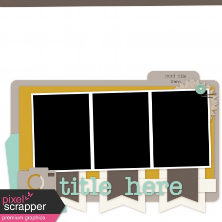 Layout Template 169