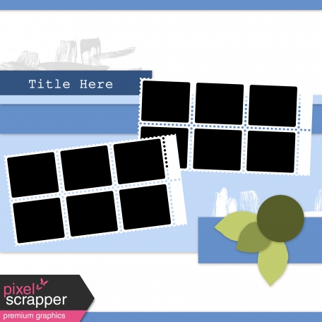 Layout Template 524