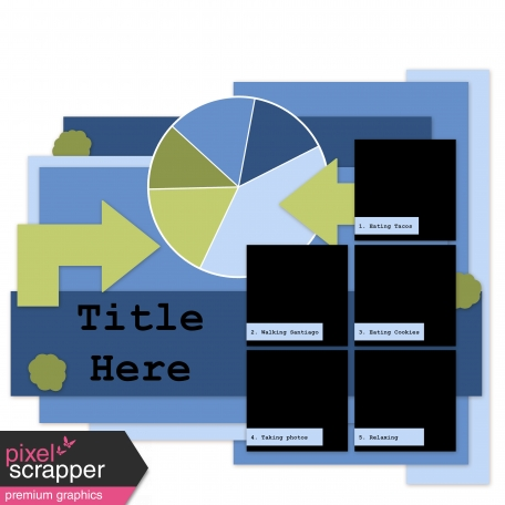 Layout Template 525