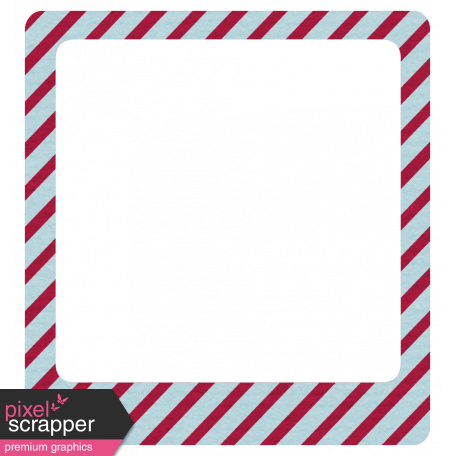 Nutcracker Mini Kit - Diagonal Stripe Frame