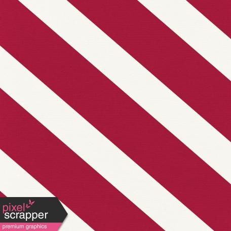 Nutcracker Mini Kit - Large Diagonal Striped Paper