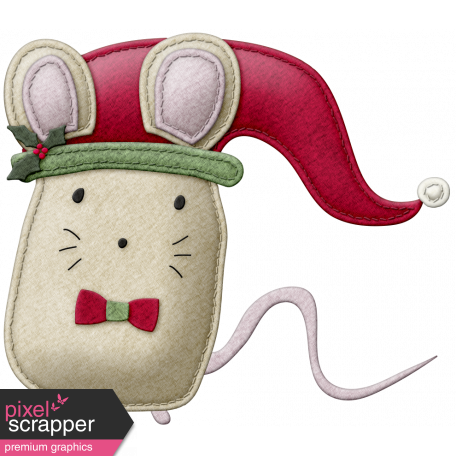 Nutcracker - Mouse In Hat