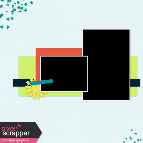 Layout Template 615