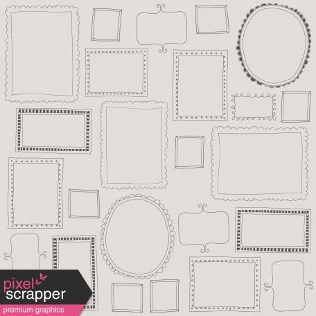 Destination Holland - Minikit - Paper - Frames