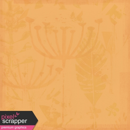 Pumpkin Spice - Minikit - Patterned Paper - Stamped Leaves