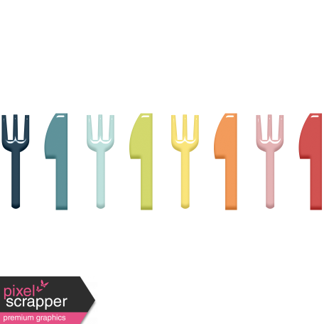Food Day - Elements - Cutlery