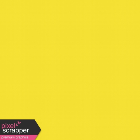 The Mad Scientist - Solid Paper - Yellow