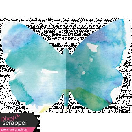 Butterflies - Butterfly 01 - Folded