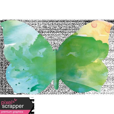 Butterflies - Butterfly 10 - Folded