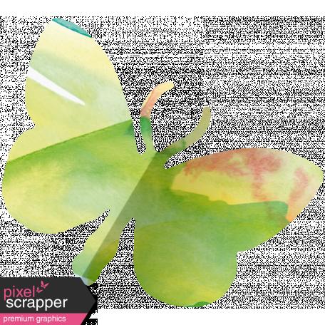 Butterflies - Butterfly 11 - Folded