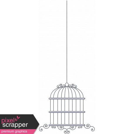Jane - Metal Birdcage