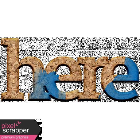 Back To Basics Cork Shapes - Shape 270