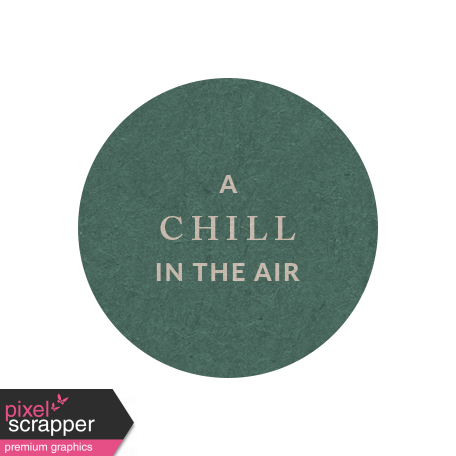 Winter Day Elements - Chill