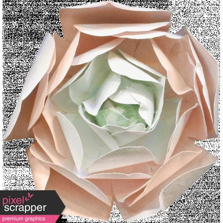 Design Pieces No.10 - Paper Flower