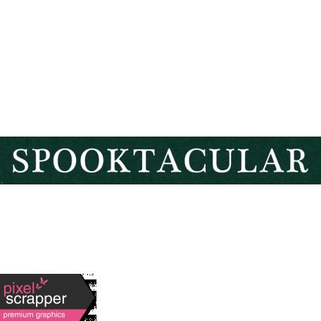 Bootiful - Spooktacular