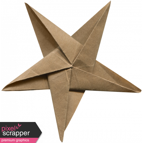 Folded Stars - Star 2