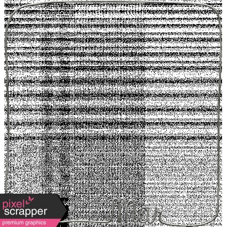 Toolbox Calendar - Metal Month Doodle Frame - March