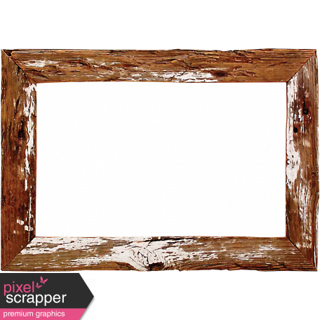 Back To Nature - Brown Wood Frame 2 - graphic by Janet Scott | Pixel ...
