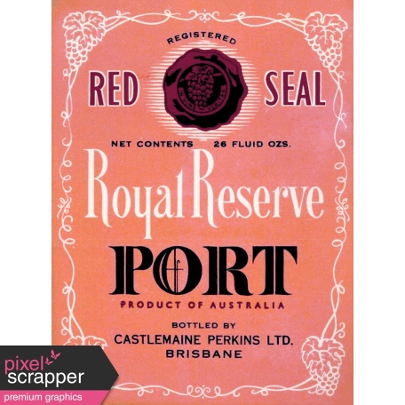 Family Day - Royal Reserve Label