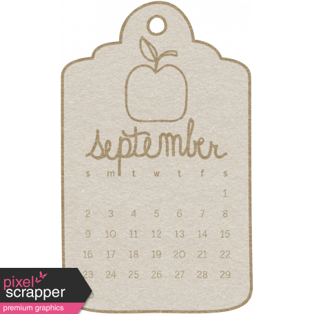 toolbox calendar september 2018 calendar tag white