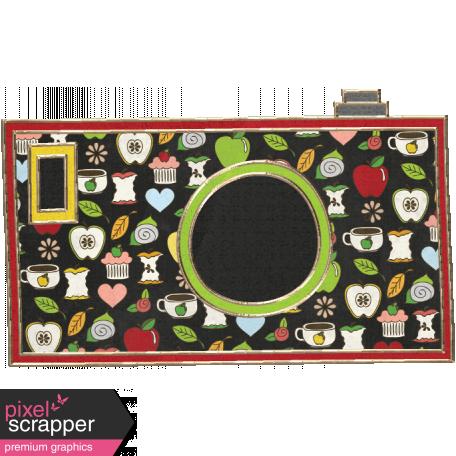 Apple Crisp - Camera Doodle