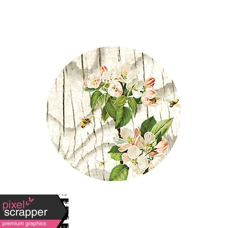 Apple Crisp - Apple Blossom Brad Disk 15