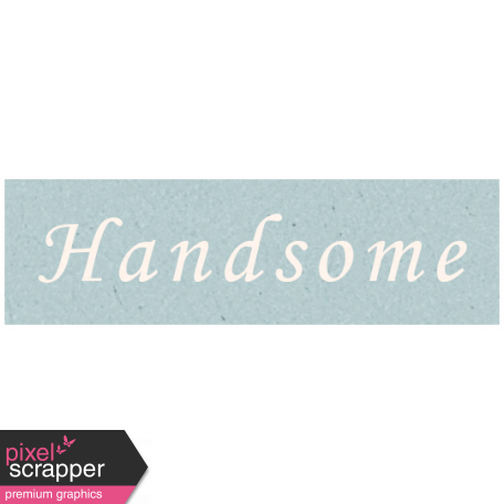 Day of Thanks - Handsome Word Art