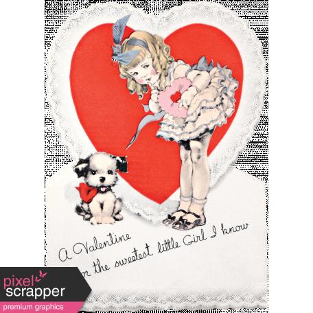 Toolbox Valentines Vintage Kit 4 - Valentine 19