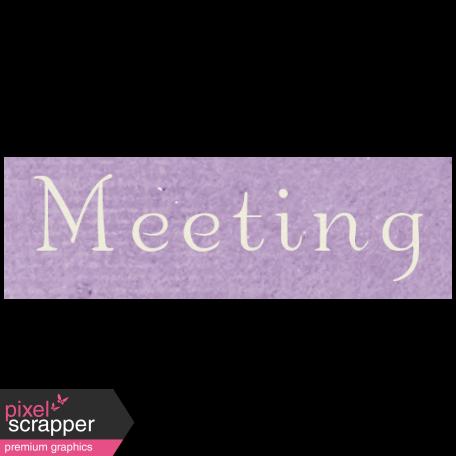 All the Princess - Meeting Word Art