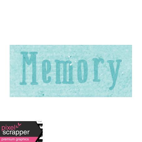 All the Princess - Memory Word Art
