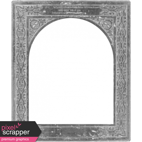 Paper Frame Template 061
