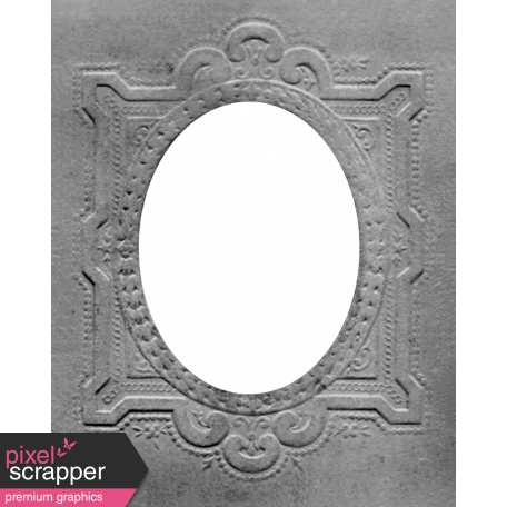 Paper Frame Template 011 Graphic By Janet Scott Pixel Scrapper