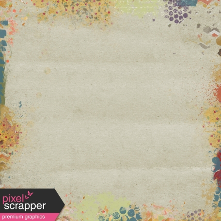 Fall Into Autumn - Add On - Border Paper